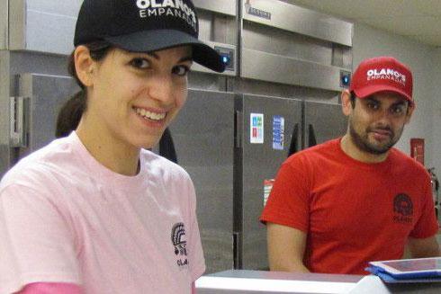 Leslie & Alex Olano | Olano's Empanadas