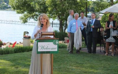Summer Reception at the Governor's Executive Residence
