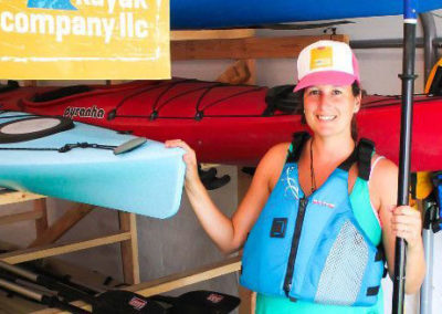 Elizabeth Handle | Milwaukee Kayak Company