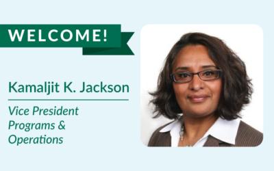 WWBIC names Kamaljit 'KC' Jackson as new Vice President of Programs & Operations