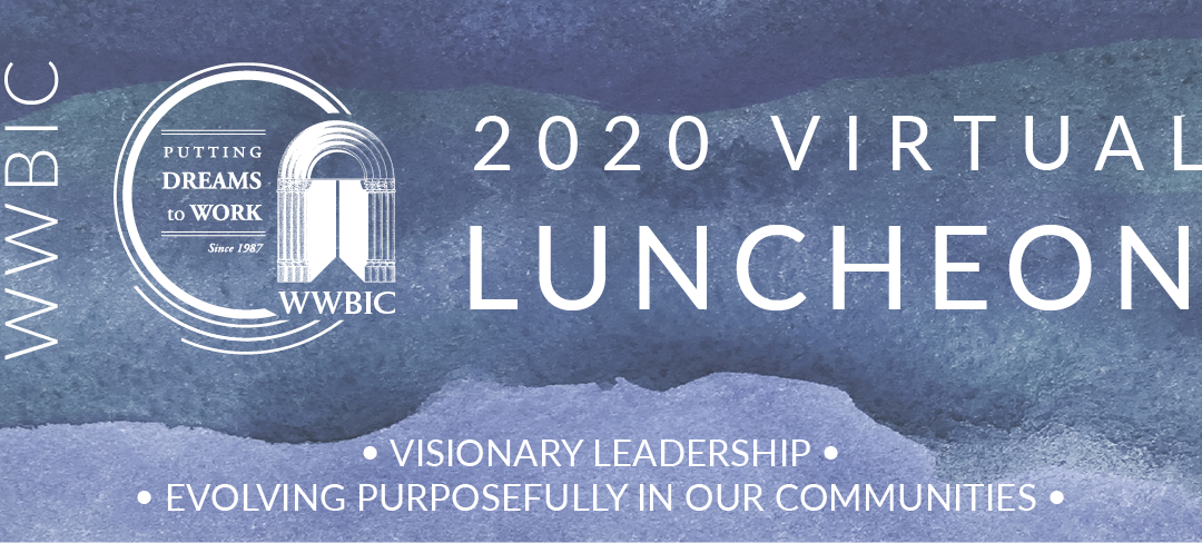 Join Us! WWBIC Virtual Luncheon on December 1, 2020