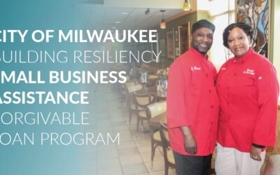 City of Milwaukee/WWBIC to Launch Small Business COVID-19 Forgivable Loan Program