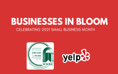 Businesses in Bloom